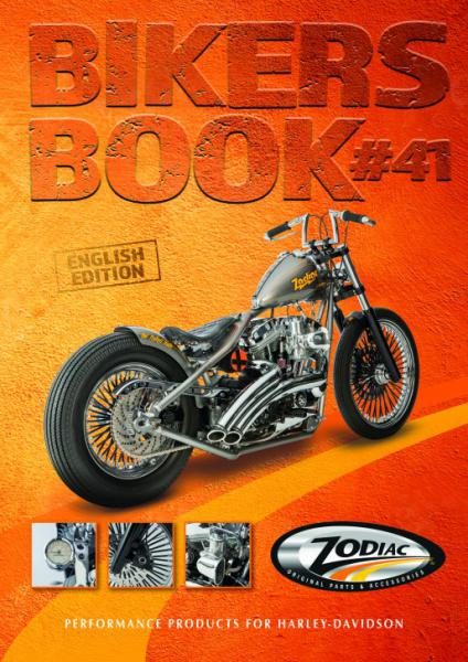 Zodiac Bikers Book