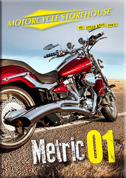 Metric - Motorcycle Storehouse Online Catalog