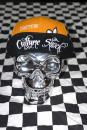 CnP Choppers n Partys Baseball Cap - Orange Biker Motorrad