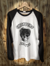 Choppersn Partys Long Sleeve Bandana Skull