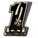 CnP Choppers n Partys Patch ONE